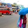 Mamangalam Junction, Ernakulam, Kerala, India