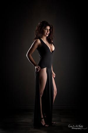 High Cut Dresses