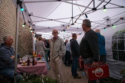 Opening, oplevering Renovatie van de 'Grote Molen' in Schellinkhout