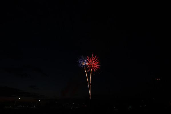 2013 Kerman Fireworks