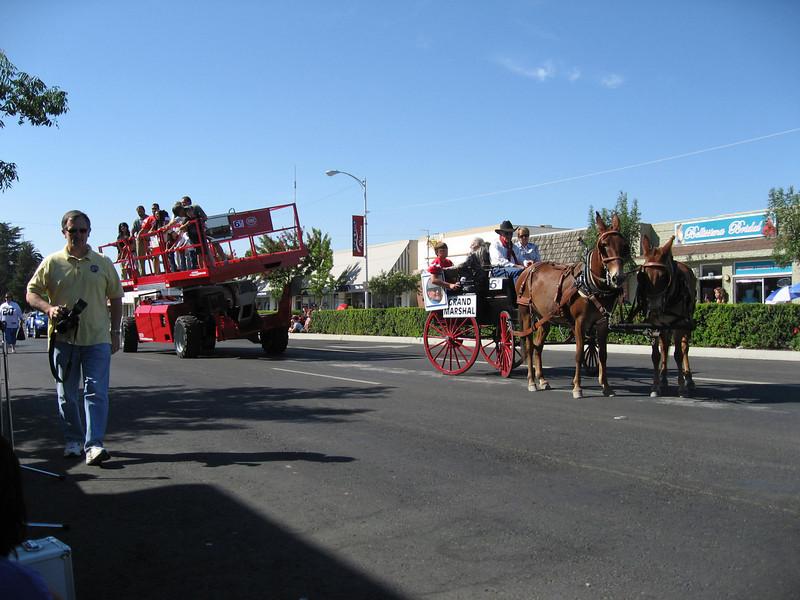 67th Kerman Harvest Festival Parade