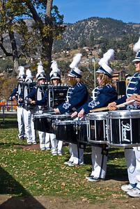 Frazier Mountain High School Drum Line