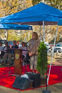 Deborah Turner President of Rotary Club of Frazier Mountain Communities