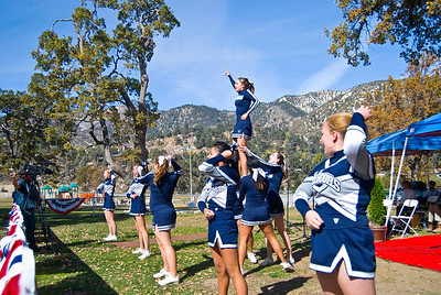 Frazier Mountain High School Cheerleaders