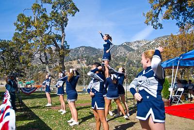 Frazier Mountain High School Cheerleaders