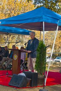 Supervisor Ray Watson 4th District Kern County California Frazier Park, California Library Groundbreaking