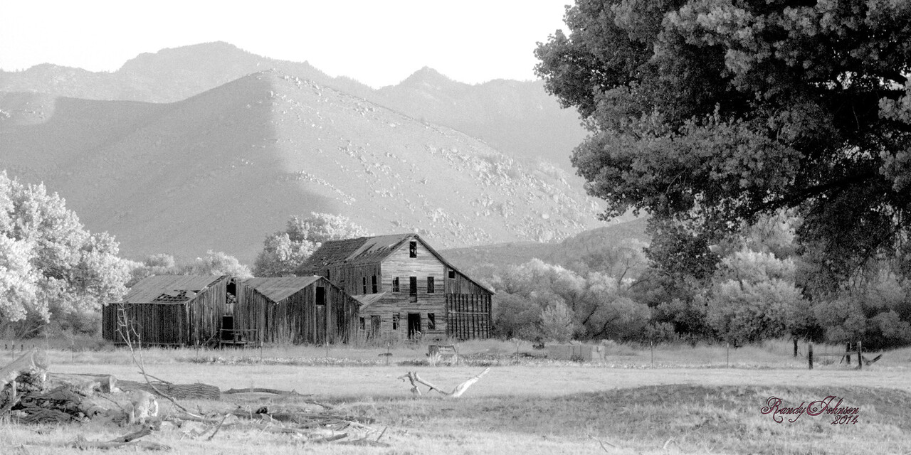 Flour Mill South Fork California.
