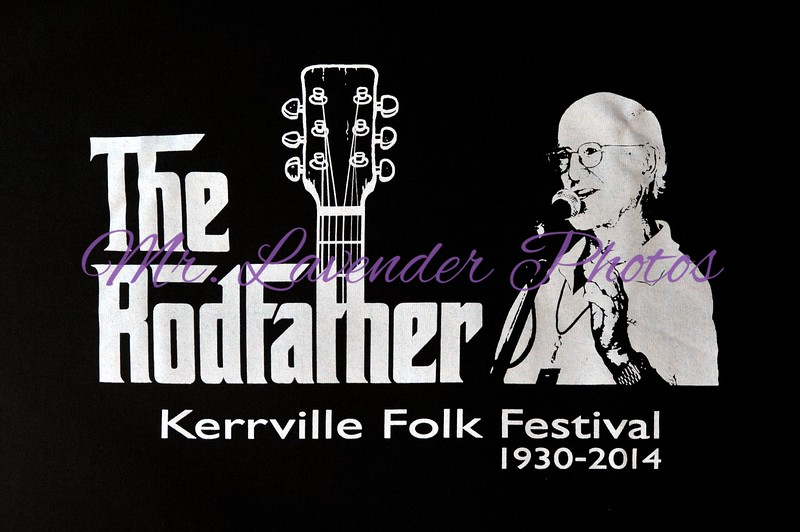 Kerrville Folk Festival Sunday Jun 8, 2014 Tribute to Rod