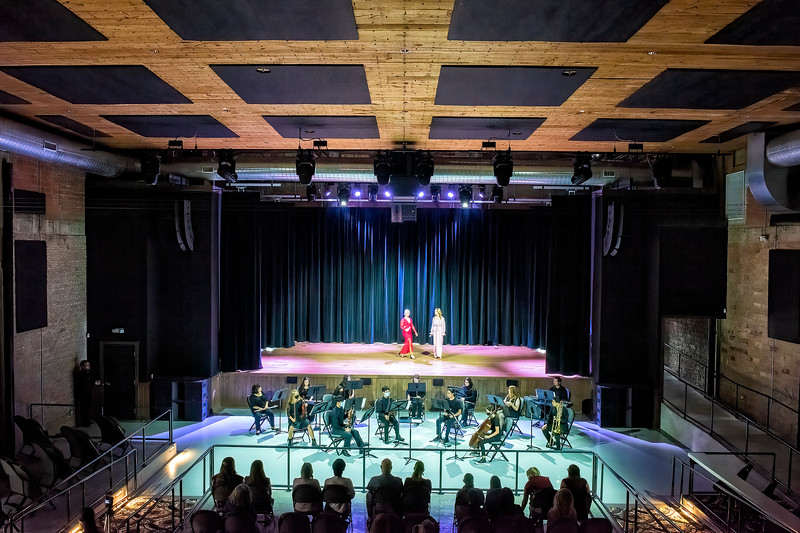 Acradia Theater - 'Tides Ballet' and Big Seed Concert