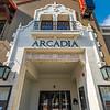 Entrance - Arcadia Theater, Kerrville, TX