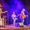 Kyle Villareal (Lead Guitar), Ryan Cobb (Base Guitar), John Teague (Lead) and A.J. Hoffman (Fiddle)