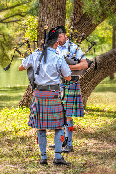 Kerr County Celtic Festival 2019