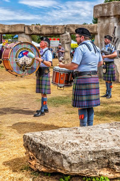 Kerr County Celtic Festival 2019