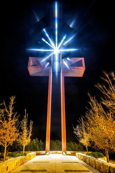 "Jesus said: ""I am the Light of the World""  - John 8:12"