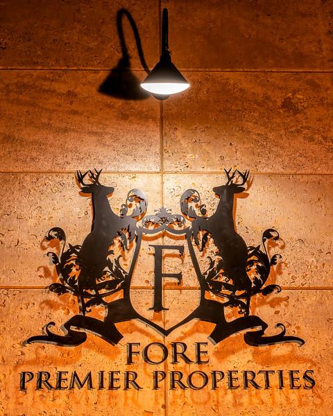 Fore Premier Properties Sign - Kerrville, TX