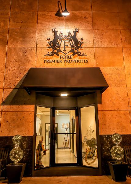 Fore Premier Properties Entrance - Kerrville, TX