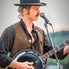Tristan Dafoe (banjo, mandolin, vocals) - The Heart Collector's Concert at Hawk's Shadow Winery