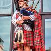'Piper Man' - Kerrville Chalk Festival