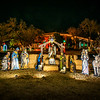 Nativity Display - Kerr County Courthouse, Kerrville, TX