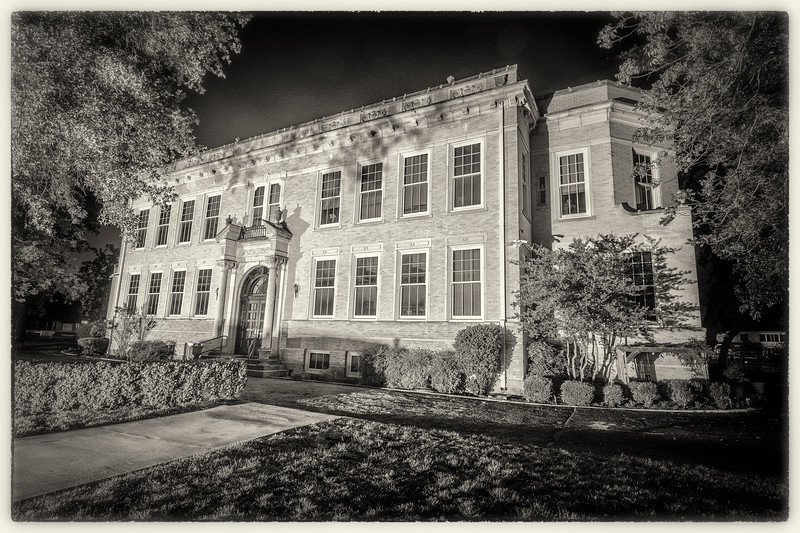 Kerr County Court House - 1926
