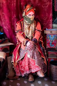 The Henna Painter