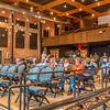 Audience Seating (Mezzanine)  - Arcadia Theater, Kerrville, TX