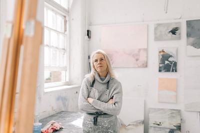 Kerry-harding-painter-artist-krowji-cornwall-portrait-studio008
