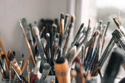 Kerry-harding-painter-artist-krowji-cornwall-portrait-studio030