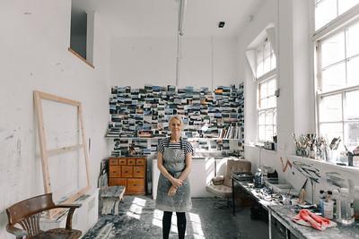 Kerry-harding-painter-artist-krowji-cornwall-portrait-studio048