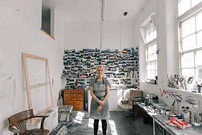 Kerry-harding-painter-artist-krowji-cornwall-portrait-studio047