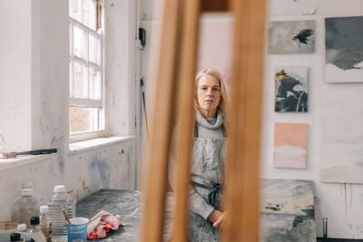 Kerry-harding-painter-artist-krowji-cornwall-portrait-studio003