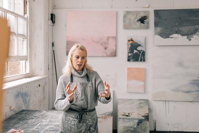Kerry-harding-painter-artist-krowji-cornwall-portrait-studio005