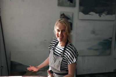Kerry-harding-painter-artist-krowji-cornwall-portrait-studio031