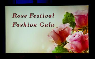 Rose Festival Fashion Gala