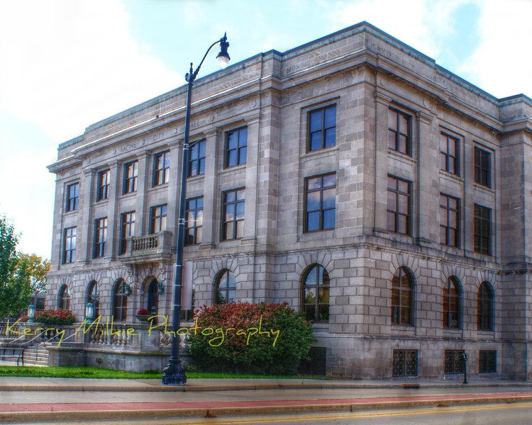City Hall, City of Racine