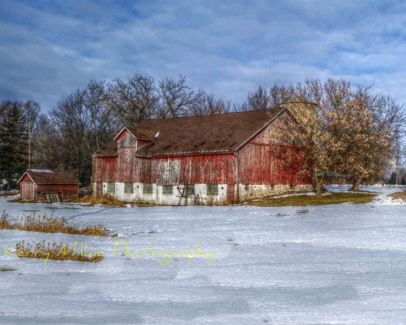 Outagamie Barn