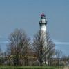 Spring Lighthouse