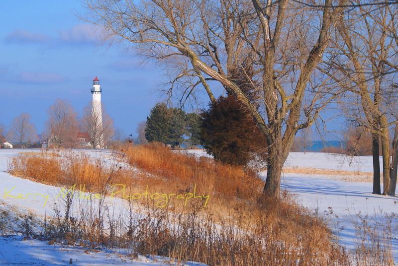 November Lighthouse