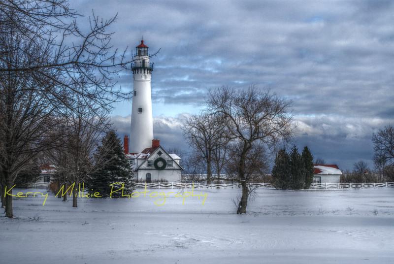 December Lighthouse