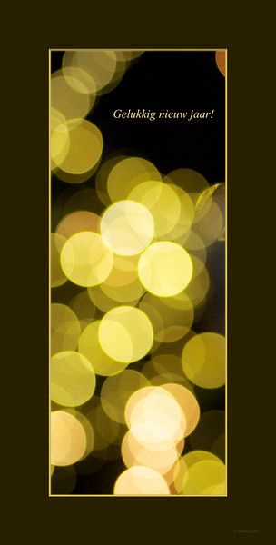 Gelukkig Nieuwjaar means Happy New Year.