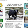 This photo appeared on the front page of SIT News in Ketchikan.