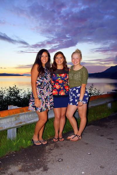 Ketchikan Alaska Aug. 2015