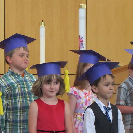 Ketch's Graduation