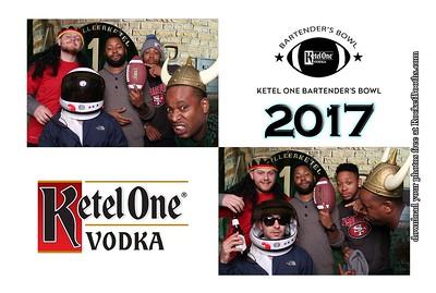 Ketel One - Bartenders Bowl 2017