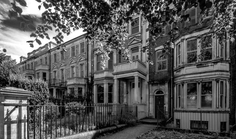 Edwardian Houses, Abington, Northampton