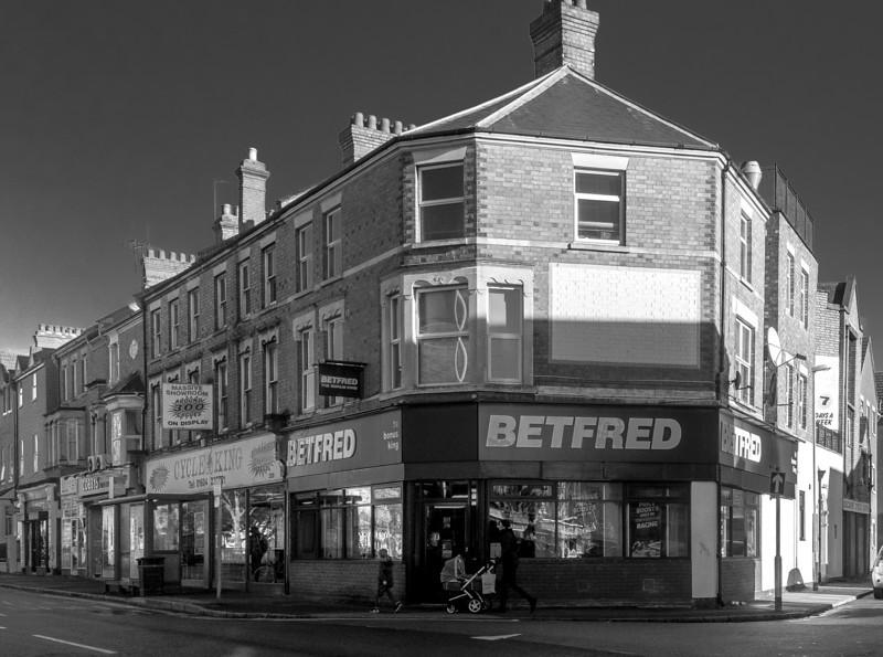 Nineteenth Cenury Shops, Kettering Road, Northampton