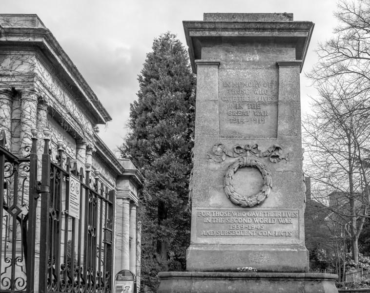 War Memorial, Kettering