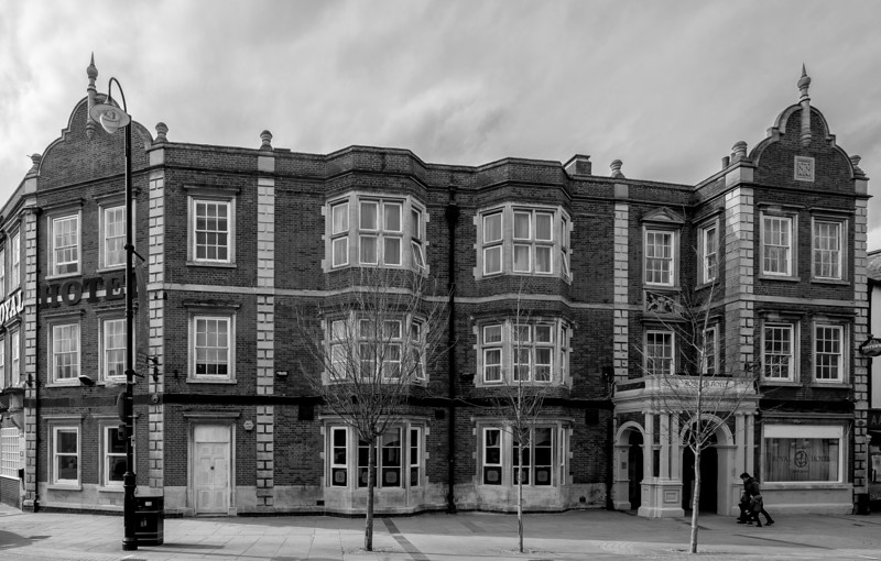 Royal Hotel,, Market Place, Kettering