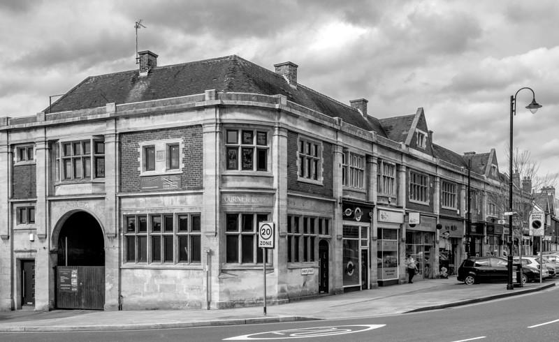 Corner House, Sheep Street, Kettering