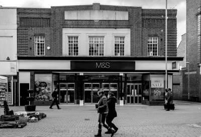 Marks and Spencer, High Street, Kettering